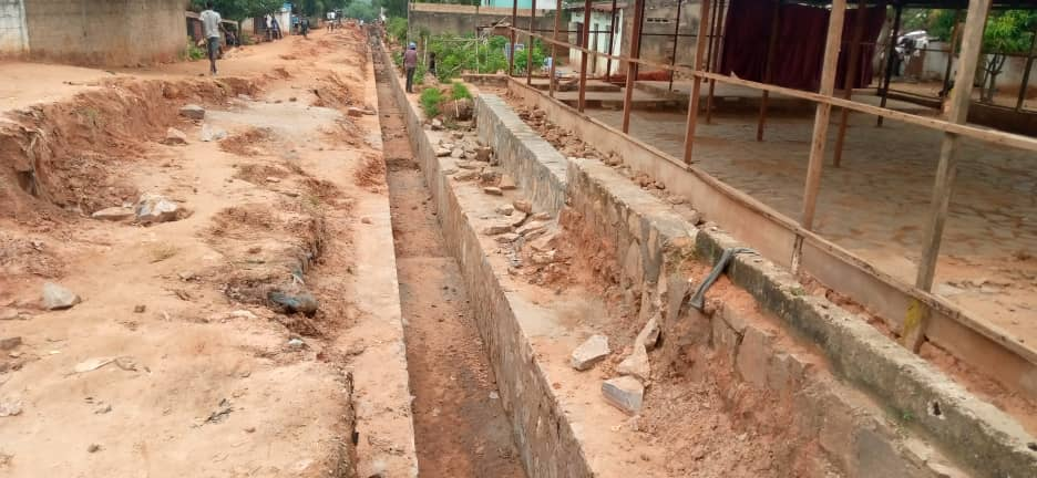 Kasaï oriental : Satisfecit de la population à la suite des travaux anti-érosifs exécutés par l'OVD