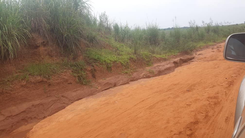 Kasaï oriental : Dégradation de la route Mbujimayi- Kabeya Kamwanga