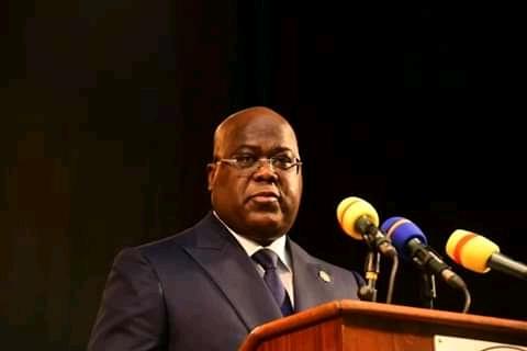 RDC-UA : Félix Tshisekedi déterminé à faire taire les armes en Afrique