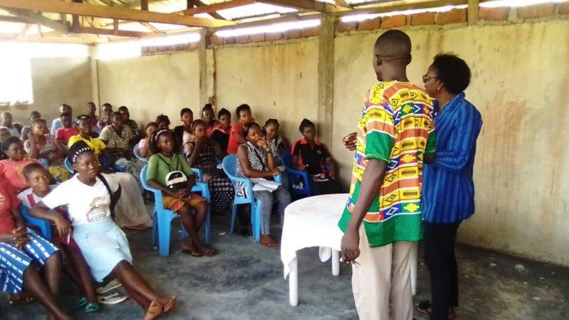 Kasai oriental : L'Ong ADID lance les activités du mois dédié à la femme à Tshiala