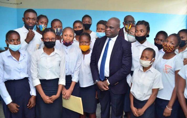 RDC-EPST: Willy Bakonga annonce pour bientôt le calendrier réaménagé des cours