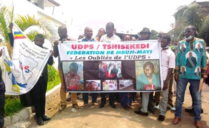 Kasaï oriental : L'UDPS Mbujimayi réclame des ministères dans le gouvernement d'union sacrée