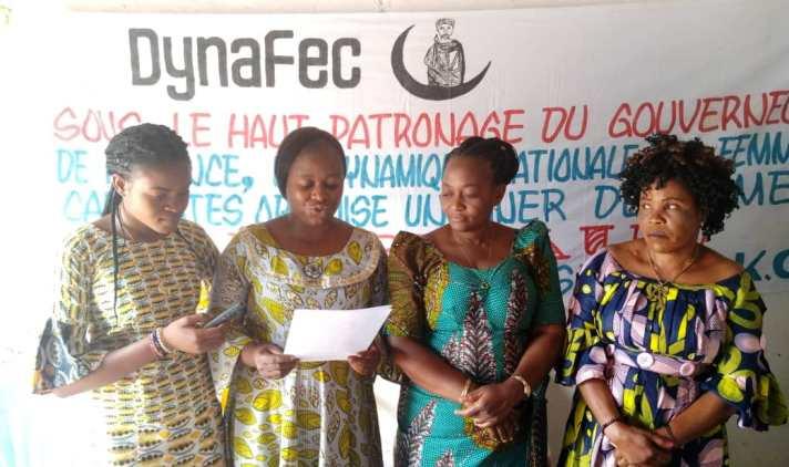 Kasaï-Oriental: la DYNAFEC exige la représentativité de la femme dans le gouvernement Sama Lukonde