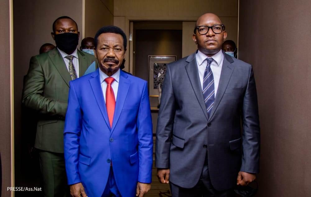 RDC: Christophe Mboso invite le peuple Congolais à soutenir le nouveau Premier ministre