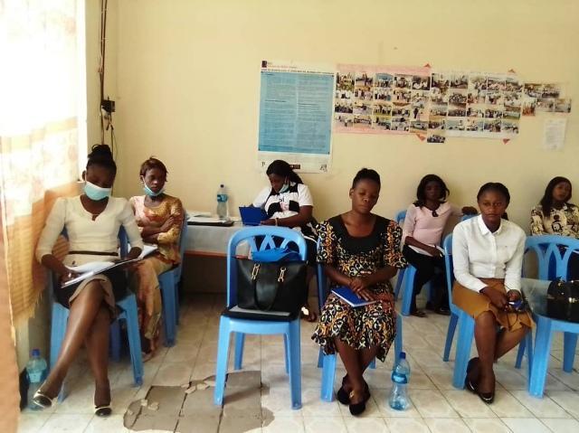 Kasaï oriental:Les femmes des médias de Mbujimayi, Kananga et Lubumbashi formées sur la gestion de base des données des femmes ressources en RDC