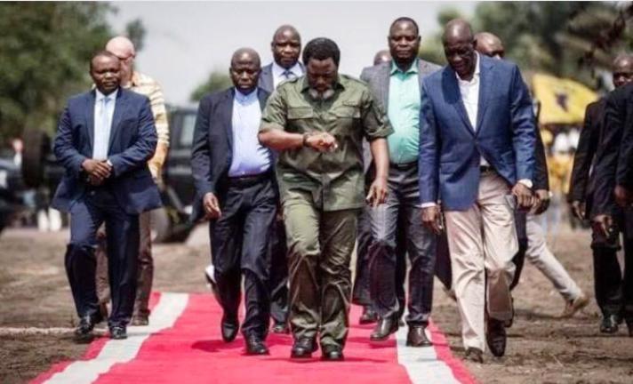RDC-Haut-Katanga: Joseph Kabila de retour au pays