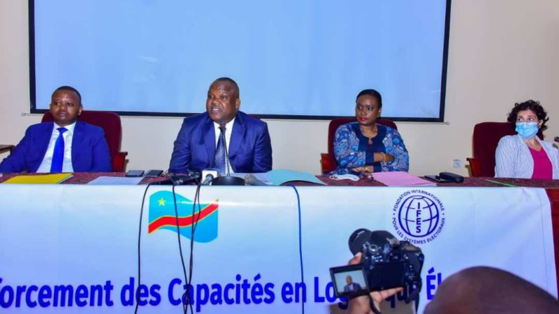 RDC : Élections 2023, Nangaa lance la formation des formateurs en logistique électorale