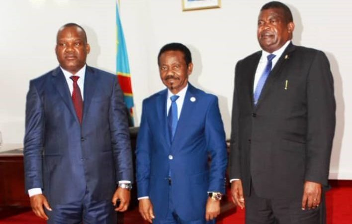RDC : élections dans le délai en 2023, Nangaa et Mboso en discutent