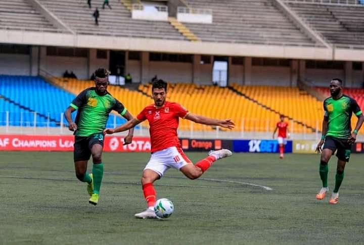 SPORT-CAF-LDC : Vita Club perd face à l'Al Ahly