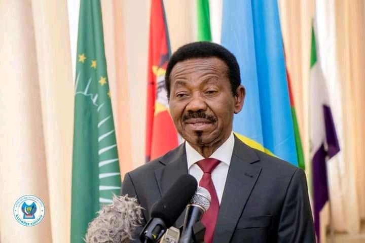 RDC: Christophe Mboso évoque les 3 raisons qui bloquent la sortie du gouvernement