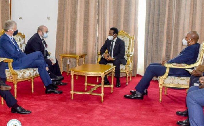 RDC: L'UE réitère son soutien au bureau de l'Assemblée nationale