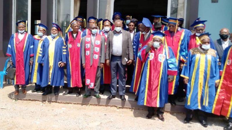 Kasaï oriental : Sortie officielle de l'association des professeurs d'universités APUKOR