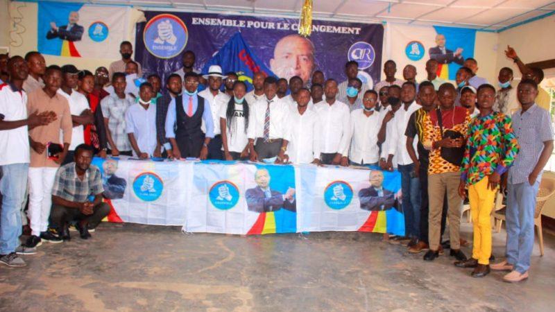 Kasai oriental : la jeunesse d'Ensemble pour la République invitée à se mobiliser