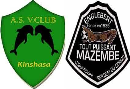 Sports- CAF: Mazembe essoufflé à domicile, Vita se maintient à l'extérieur