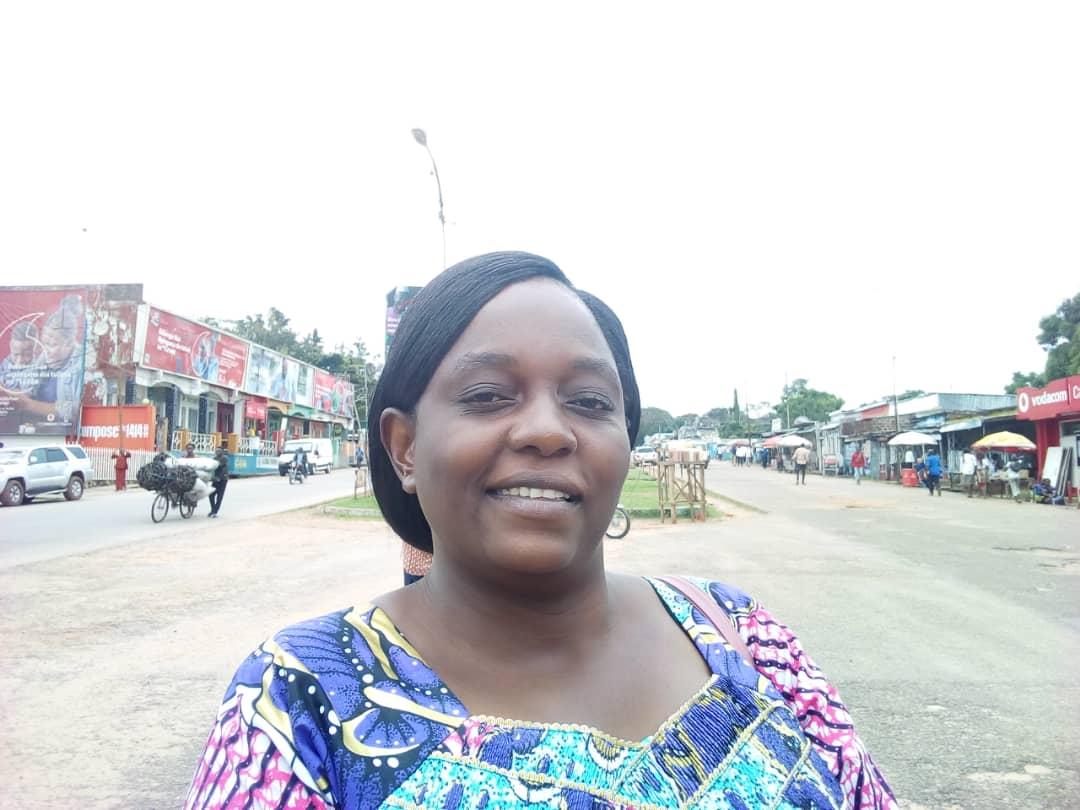 Kasai oriental : « nous avons toutes les compétences nécessaires pour pouvoir travailler aux côtés des hommes », Ruth Biatshinyi