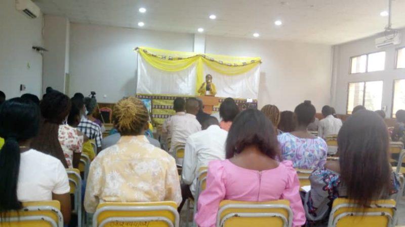 Kasaï-Oriental : Musungidi DRC a réuni les jeunes filles pour parler du leadership