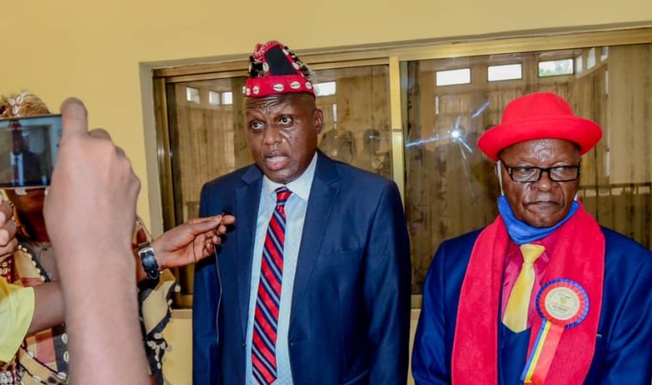 Kasaï oriental: Le grand Chef Roger Kabeya s'insurge l'arrestation  des chefs traditionnels.