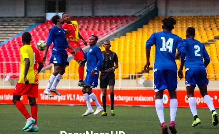 SPORTS-Linafoot D1: JSK résiste devant SM Sanga Balende