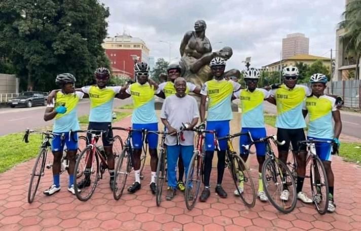SPORTS-Cyclisme: La RDC participe au championnat d'Afrique au caire