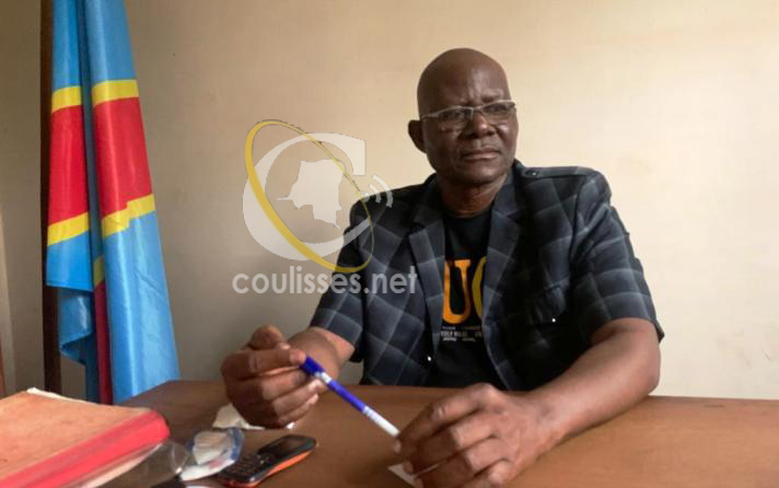 Kasaï oriental : José Ntumba Muya nouveau directeur de la prison centrale de Mbujimayi