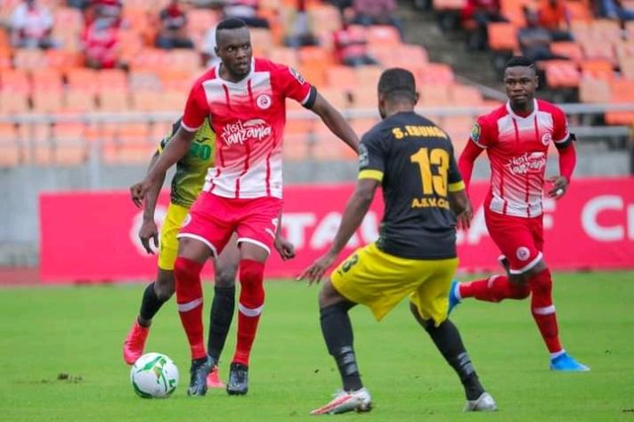 SPORTS-CAF : V.club débarqué de la compétition par Simba SC