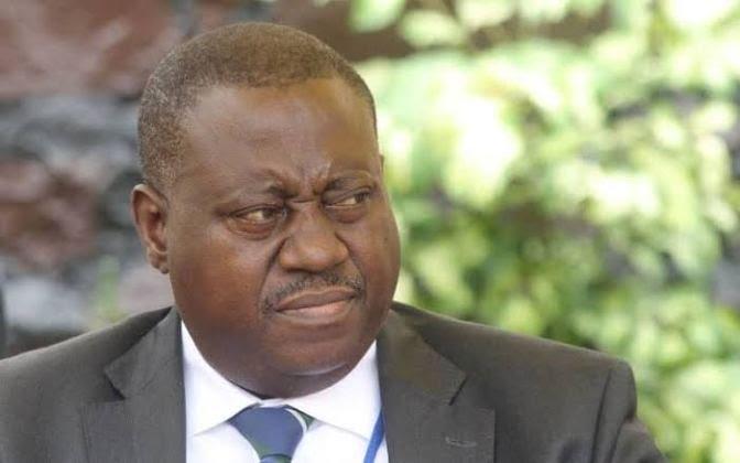 RDC: Richard Muyej recouvre sa santé et regagne le pays par Kinshasa