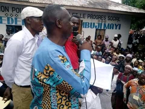 Kasaï oriental : L'UDPS Mbujimayi accuse la RVA de favoriser le blocage des matériels à Lubumbashi