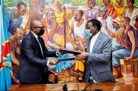 RDC: le Premier ministre Sama Lukonde  prend officiellement ses fonctions