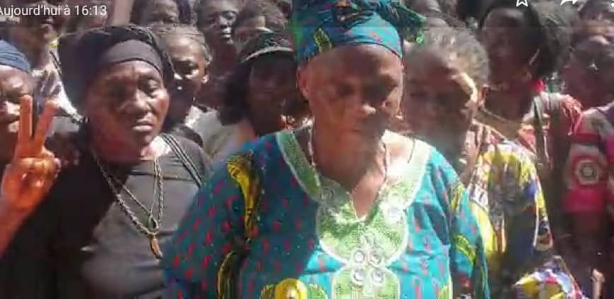 Kasaï oriental : Un groupe de femmes appellent F. Tshisekedi  au maintien du gouverneur Maweja