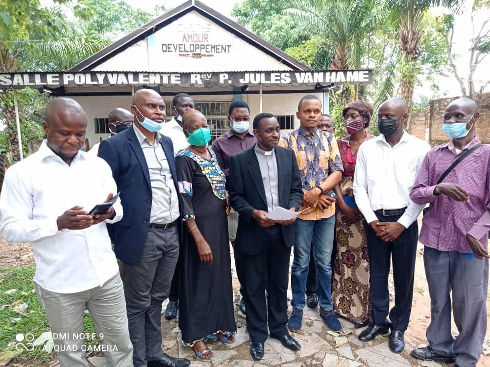 Kasaï-Oriental : Les acteurs de la société civile appelent Tshisekedi à prendre acte de la destitution du gouverneur Maweja
