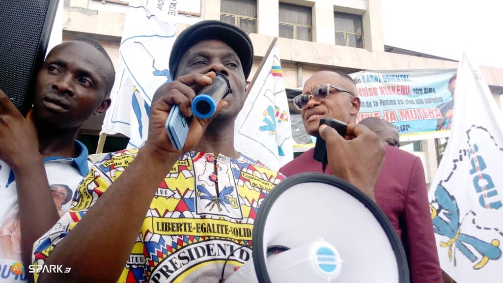 Kasaï oriental : Intérim après Maweja, l'UDPS met en garde le Président de l'assemblée provinciale
