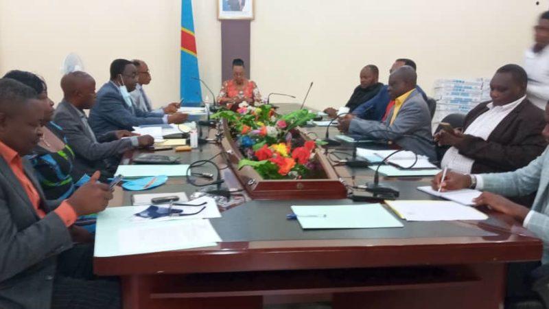 Kasaï oriental :  Jeannette Longa annonce l'arrivée du président Tshisekedi à Mbujimayi