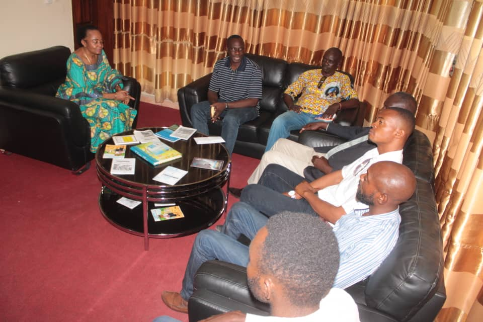Kasaï oriental : L'arrivée de Augustin Kabuya à Mbujimayi annoncée à Jeannette Longa
