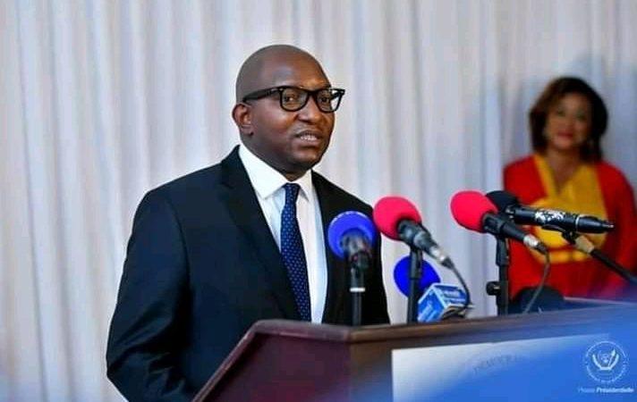 SPORTS : Sama Lukonde inscrit la construction des infrastructures sportives parmi ses priorités