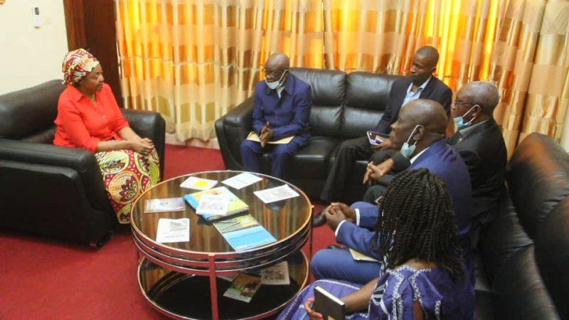 Kasaï Oriental : La nouvelle vision de la maison civile de Tshisekedi présentée à J. Longa