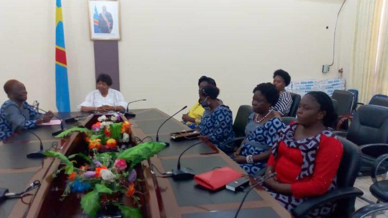 Kasai oriental : les femmes leaders de la province félicitent Jeannette Longa pour son élévation