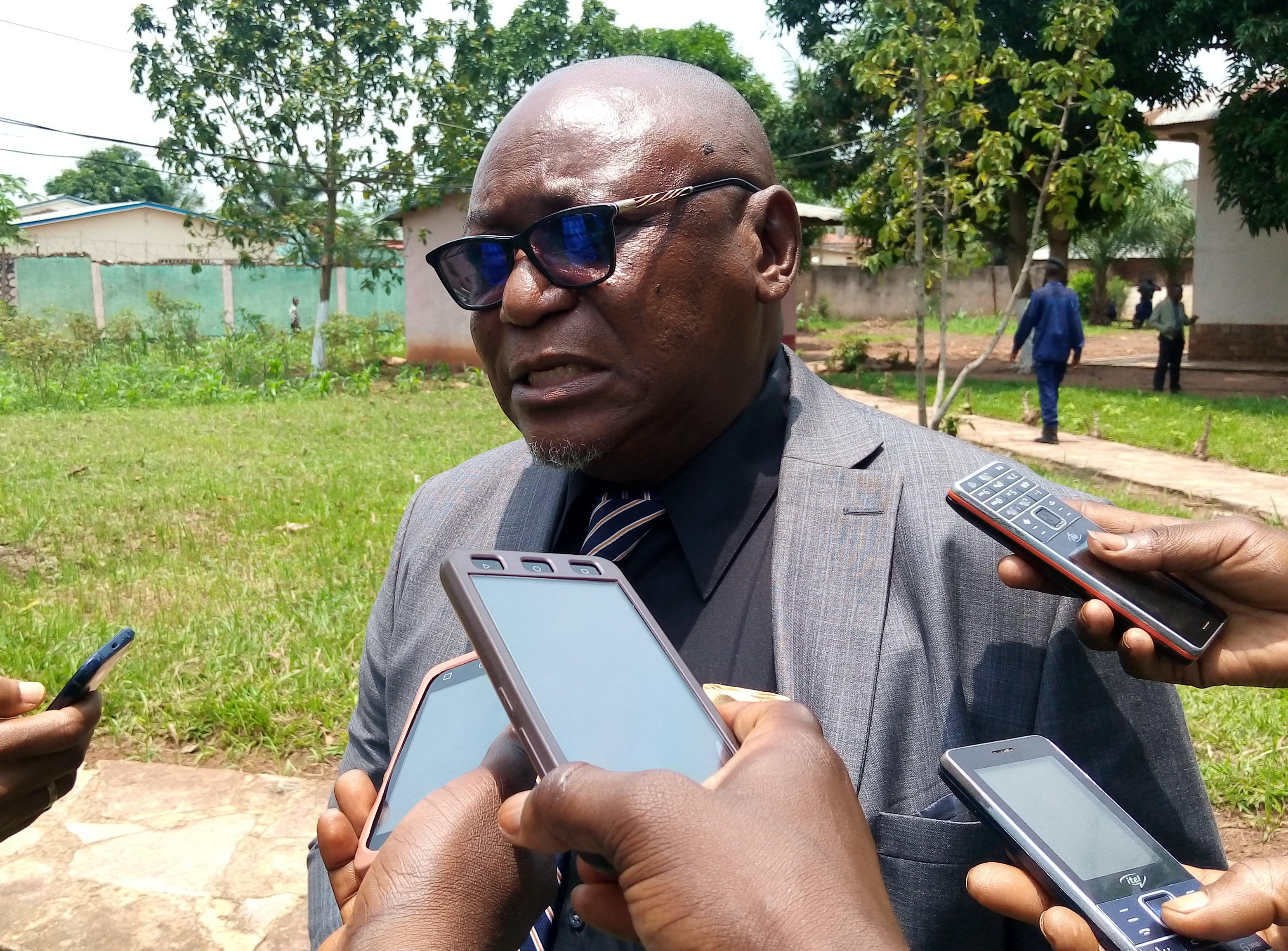 Kasaï oriental : Réformes électorales, Bavon Mbuyi plaide pour la revue à la baisse du seuil électoral