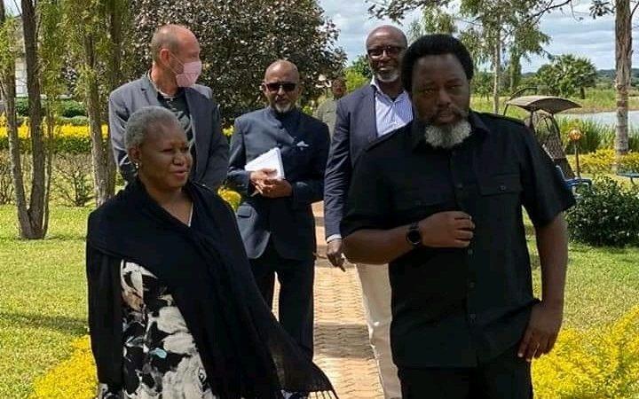 RDC: La sécurité au centre des échanges entre Joseph Kabila et Bintu Keita