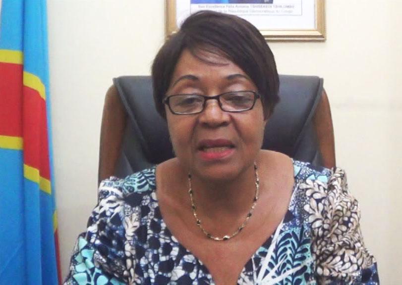 Kasaï oriental : Jeannette Longa notifiée gouverneur  ad-interim en attendant l'élection du nouveau gouverneur