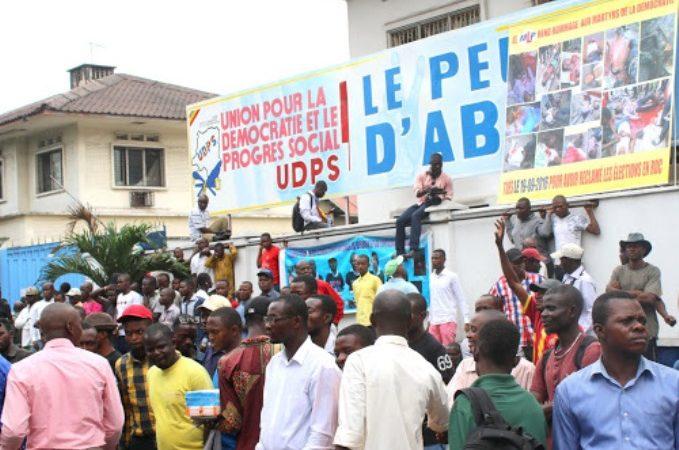 RDC: les cadres de l'UDPS saisissent l'Assemblée nationale pour prolonger le mandat de Félix Tshisekedi