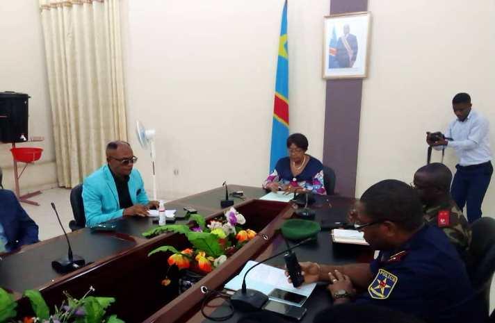 Kasaï oriental : Jeannette Longa promet de travailler pour l'intérêt de la province (conseil des ministres)
