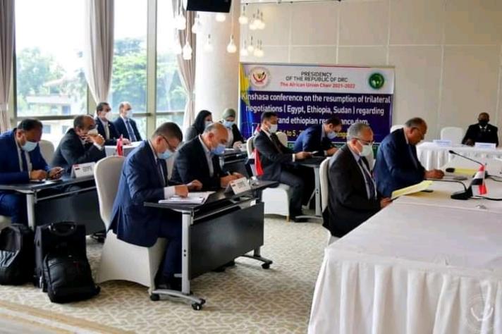 RDC: Clôture de la conférence ministérielle sur le Grand barrage de la renaissance  Africaine