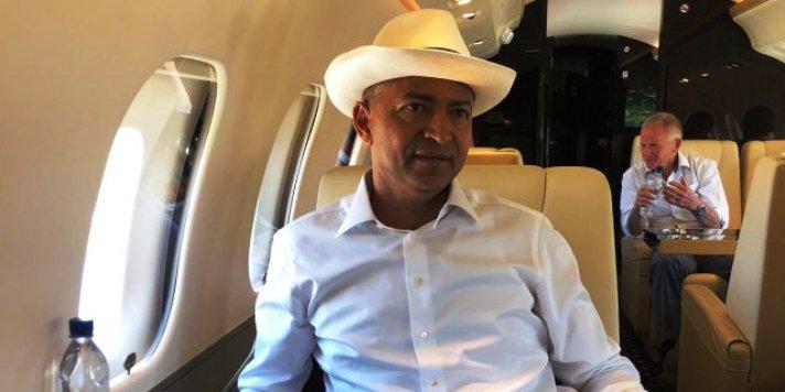 SPORTS-CAF: «la défaite n'est pas une fatalité» a dit Moïse Katumbi après l'élimination de Mazembe