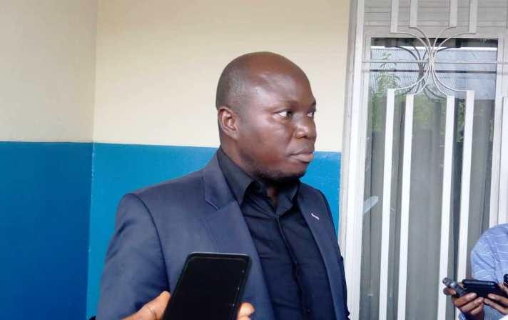 #Libertédepresse : Louis Kabongu évoque la difficulté pour les journalistes Est-Kasaïens à traiter certains sujets