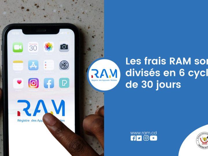 RDC: La taxe RAM est-elle bien prélevée ?