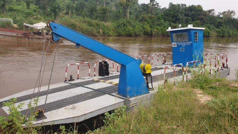 Kasaï oriental : Le gouvernement provincial active la mise en marche du bac de Ndomba