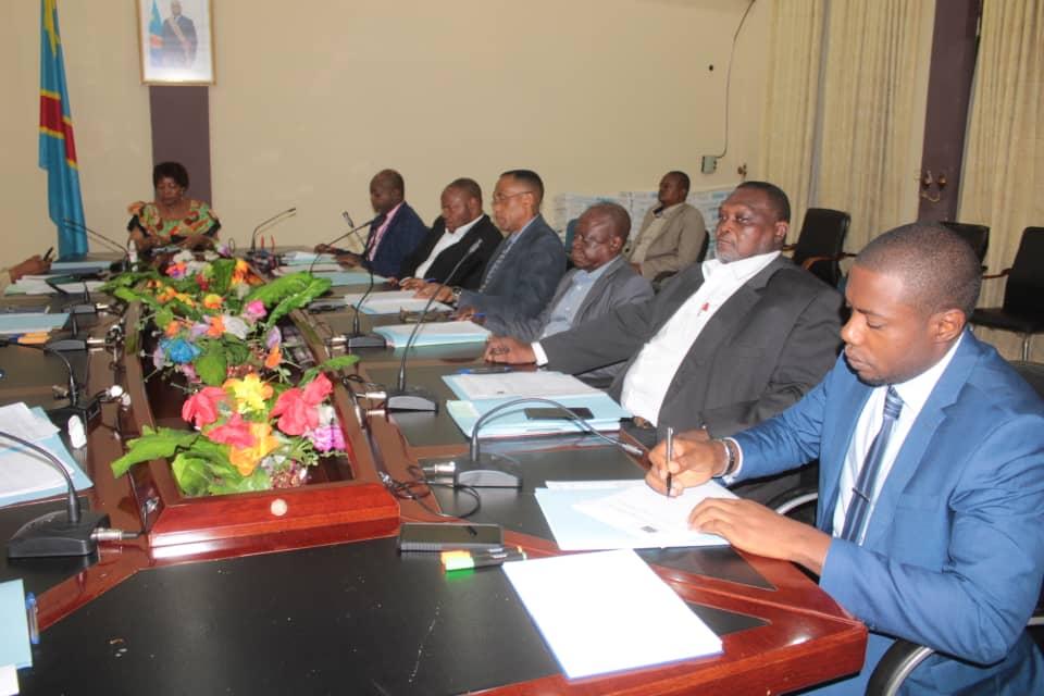 Kasaï oriental : Les membres du gouvernement adoptent un projet de loi relatif aux finances