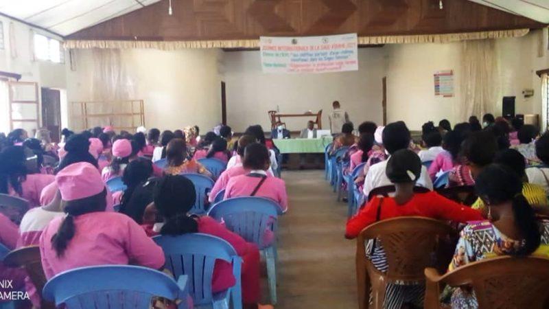 Kasaï oriental : L'UNFPA a organisé la journée internationale des sages femmes
