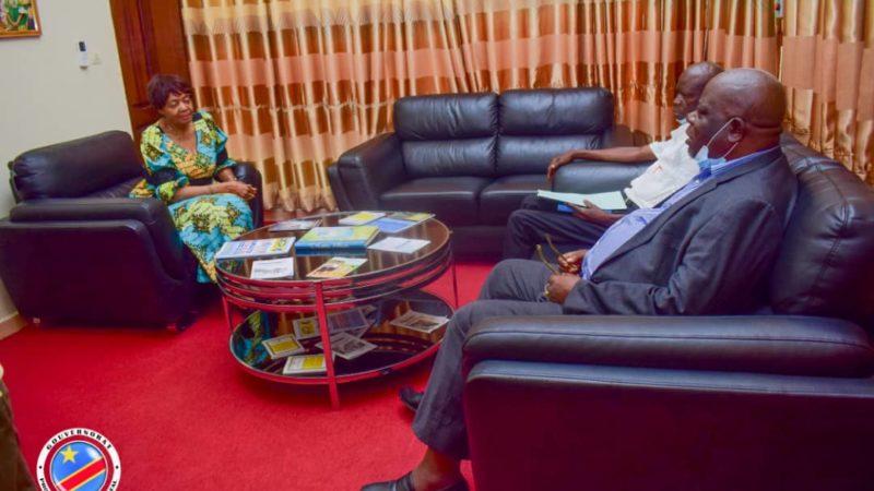 Kasaï oriental : L'opérateur économique François Kadima invite la population à soutenir Jeannette Longa