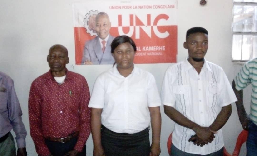 Kasaï oriental : les membres de la fédération de l'UNC  réunis pour redynamiser le parti